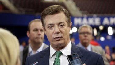 Agreed to testify: Former Trump campaign chairman Paul Manafort.