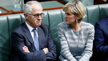 Prime Minister Malcolm Turnbull has indicated he is keen for the same-sex marriage laws to pass, while Liberal Party deputy leader Julie Bishop has said concerns about religious freedoms should be dealt with elsewhere.