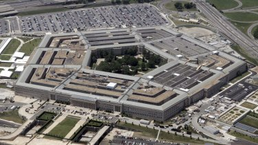The Pentagon, the heart of the US defence establishment.