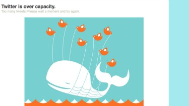 "Yiying Lu's ""Twitter fail whale"" became a viral meme."