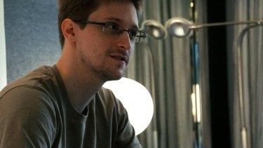 "Whistleblower Edward Snowden warns mass data surveillance ""limits the boundaries of people's intellectual exploration""."