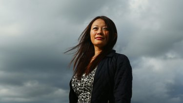 Diana Heng has been told she cannot apply for a position with Australian Business Volunteers.