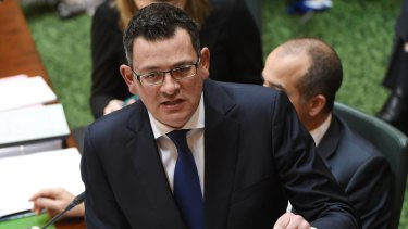 """Premier Daniel Andrews: """"We are failing many, many people; we have to do better.''"""