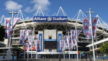 Allianz Stadium will be demolished and rebuilt.