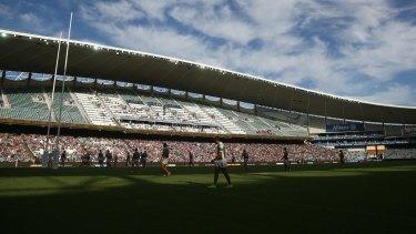 Future unknown: Allianz Stadium will either be refurbished or rebuilt.