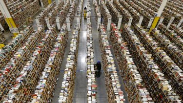 Amazon may offer a vast array of products from its flagship website.