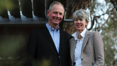 Graham and Louise Tuckwell have donated over $200 million to the Australian National University.