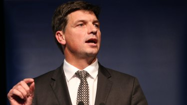 Assistant Minister for Cities Angus Taylor says the Sydney Opera House would never have been built if it was decided on benefit-cost ratio alone.
