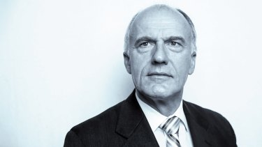 """Eric Abetz said Australians were """"fed up with some big business CEOs constantly trying to wave their PC credentials""""."""