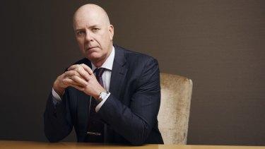 Fairfax Media Chief Executive Officer Greg Hywood.
