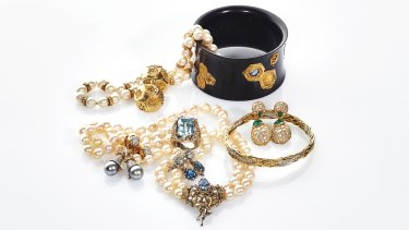 A selection of items made by Charles de Temple to be sold by Shapiro Auctioneers in Sydney on October 20.