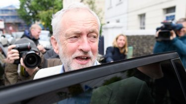 Labour Party leader Jeremy Corbyn hasn't led the left out of the wilderness.