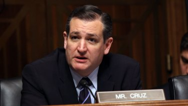 Republican presidential candidate and Senator Ted Cruz, of Texas, says he understands citizens' concern over the Jade Helm exercise.