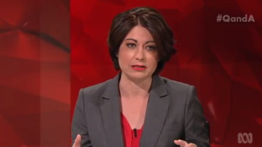 Labor frontbencher Terri Butler apologised for her comments on Q&A but Calum Thwaites said it wasn't good enough.
