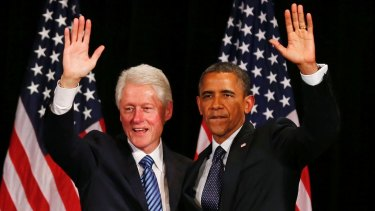 President Barack Obama wants to reform criminal justice laws, which will mean overturning some measures introduced by former president Bill Clinton.