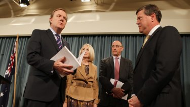 Peter Costello's Newman government-commissioned audit was seriously flawed, Mr Beattie argues in his new book.
