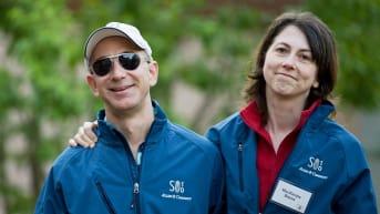Jeff Bezos Divorce Settlement To Rewrite Record Books