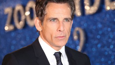 Actor Ben Stiller revealed he was diagnosed with prostate cancer two years ago