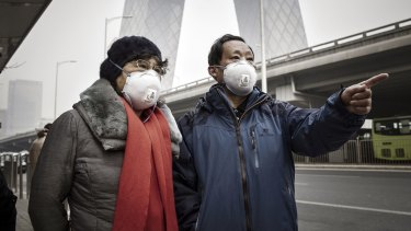 China says it will extend the pollution crackdown because it has been very effective.