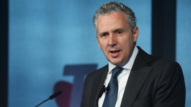 """Telstra chief executive Andy Penn: """"Pls know I'm reading all your comments."""""""