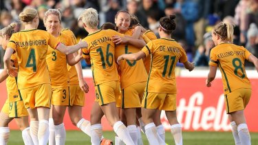 The Matildas receive ongoing wages and international match payments.