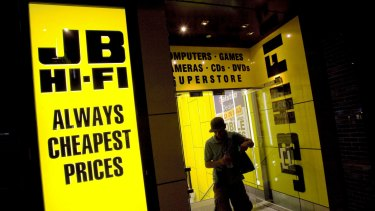 A deal is reportedly close to being signed for JB Hi-Fi to take over competitor, The Good Guys.