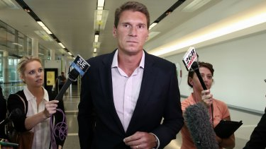 Liberal senator Cory Bernardi is one of several prominent conservatives to have voiced support for Smith.
