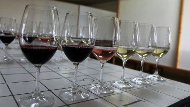 513 wineries from across the country entered wines of all styles for judging.
