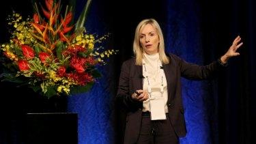 Blackmores chief Christine Holgate will lead Australia Post.