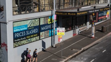 Rozelle Rugs Really Is Closing