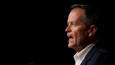 Bill Shorten has offered HECS-style loans to young entrepreneurs who create start-ups in their final year of university.
