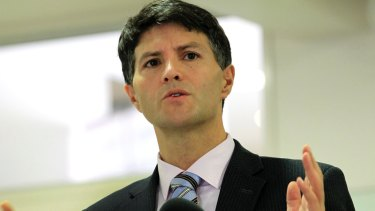 Minister for Innovation and Better Regulation Victor Dominello.