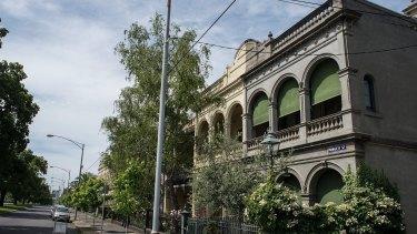 Powlett St, East Melbourne.