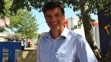 Assistant Minister for Cities Angus Taylor discussed use of the controversial Free Enterprise Foundation with a former key Liberal fundraiser.