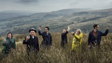 Belle and Sebastian took its name from a French chidren's TV series about a boy and a dog.