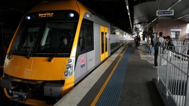 The Bankstown Line will be converted to carry single-deck, driverless metro trains.