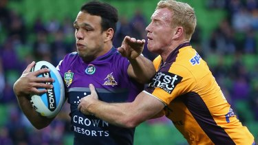 Support for NRL: Will Chambers.