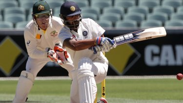 Missed out: Wicketkeeper Brad Haddin would likely have been skipper if Michael Clarke had only missed one game.