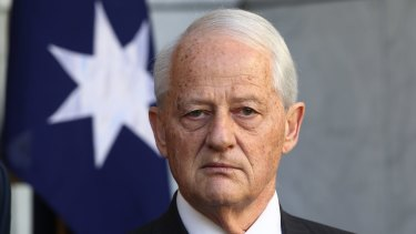 Senior Coalition MP Philip Ruddock dismissed the row over claims the government paid people smugglers.