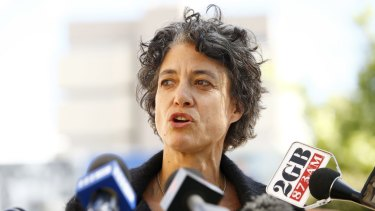 St Vincent's Clinical Director of Alcohol & Drug Services Professor Nadine Ezard says the laws had dropped assaults.