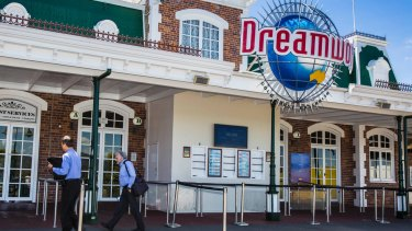 Dreamworld has been closed for more than six weeks.