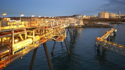 Woodside Petroleum first-half profit jumps 49 per cent
