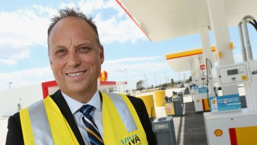 Viva Energy CEO Scott Wyatt says a retail spin-off will provide funds for expansion of the network which uses the Shell brand.