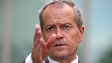 Bill Shorten's poor ratings have remained static.
