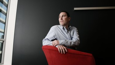 Andy Jassy, head of Amazon Web Services.