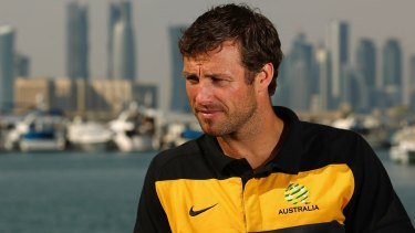 Ange Postecoglou's decision not to take Neill to the 2014 World Cup left the former Socceroos skipper shattered, according to former teammates.