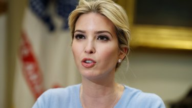 Ivanka Trump reportedly lobbied her father to remain in the climate deal.