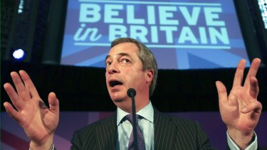 "Nigel Farage: It's wrong to characterise UKIP as a ""narrow, small-minded, nasty group of people""."
