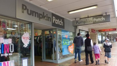 Pumpkin Patch had seen its market capitalisation dwindle to just $10.1 million.
