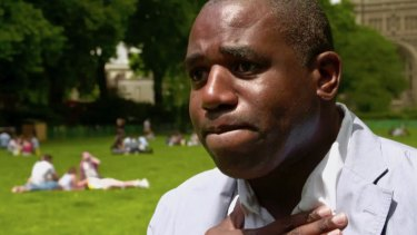 Tottenham MP David Lammy was interviewed by Britain's Channel 4 about the Grenfell fire.